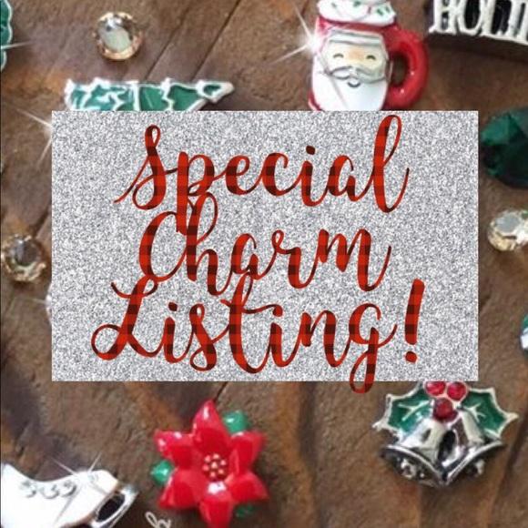 Origami Owl Accessories Special Christmas Charm Listing Poshmark